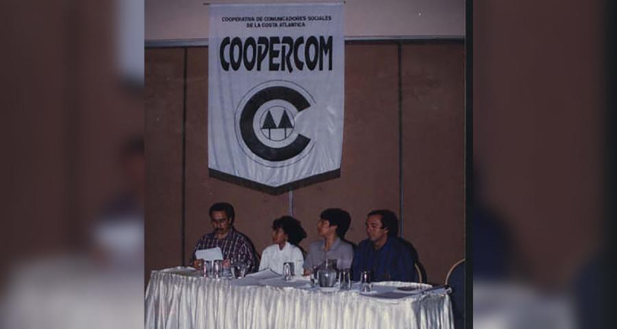 1er Encuentro regional Com empresarios 1997