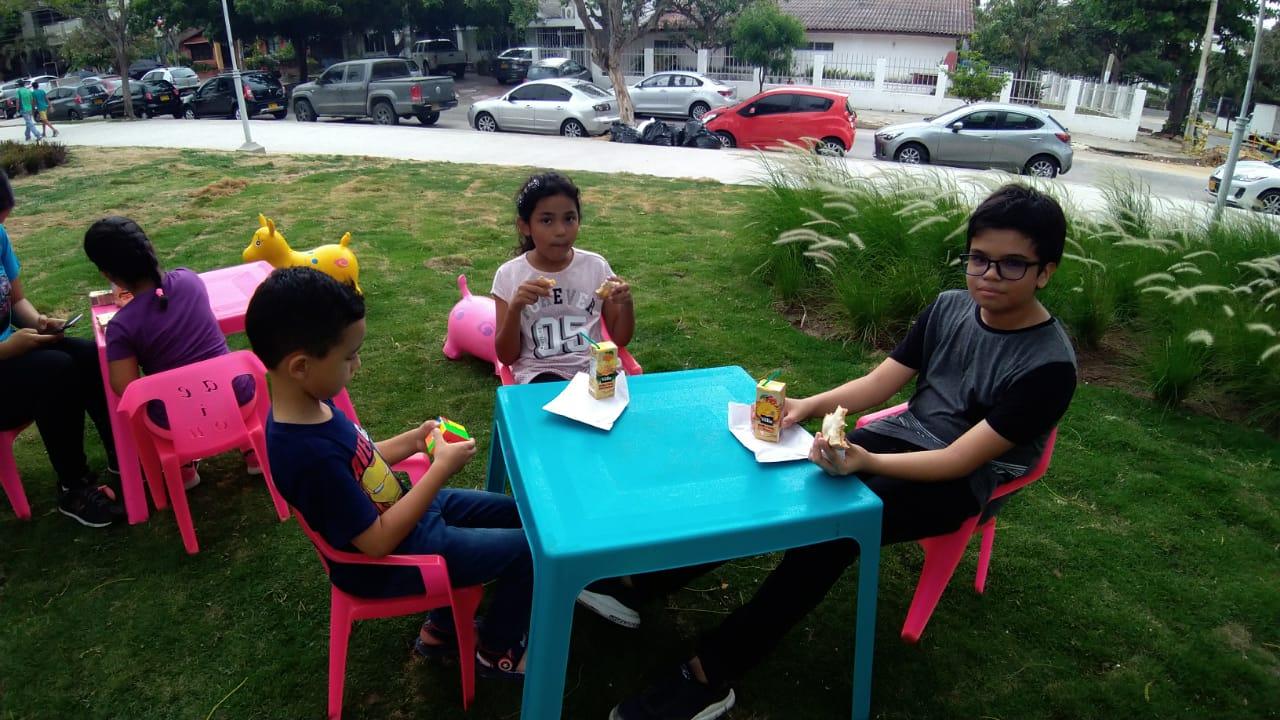 Coopercom celebró el Día del Niño 2